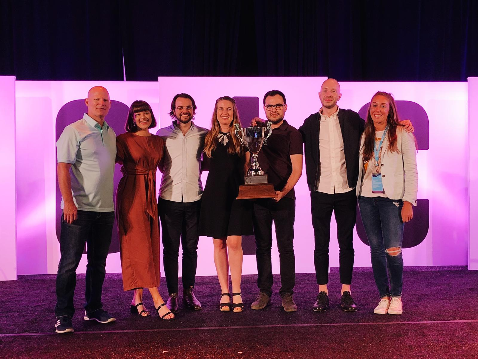 Clemenger BBDO crowned as the inaugural global winner of the Amazon Alexa World Cup