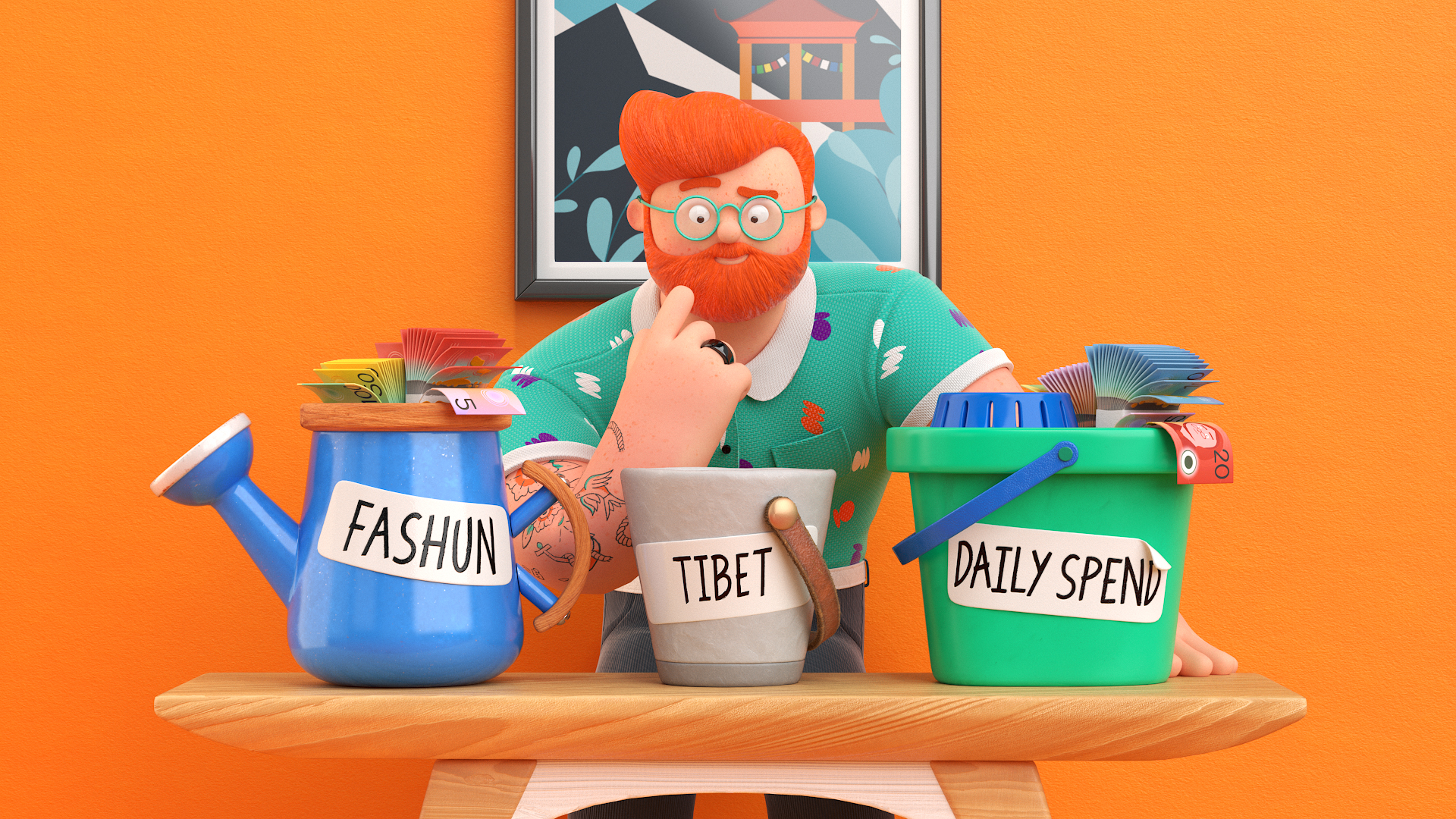 Bryce teaches Bankwest customers how to 'bucket' in new national campaign via Union