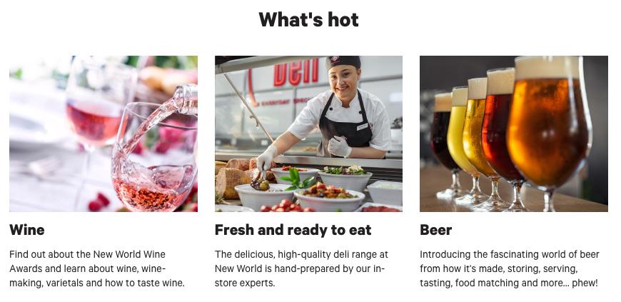 Foodstuffs unveils new omnichannel experience for NZ grocery retailer New World via AKQA
