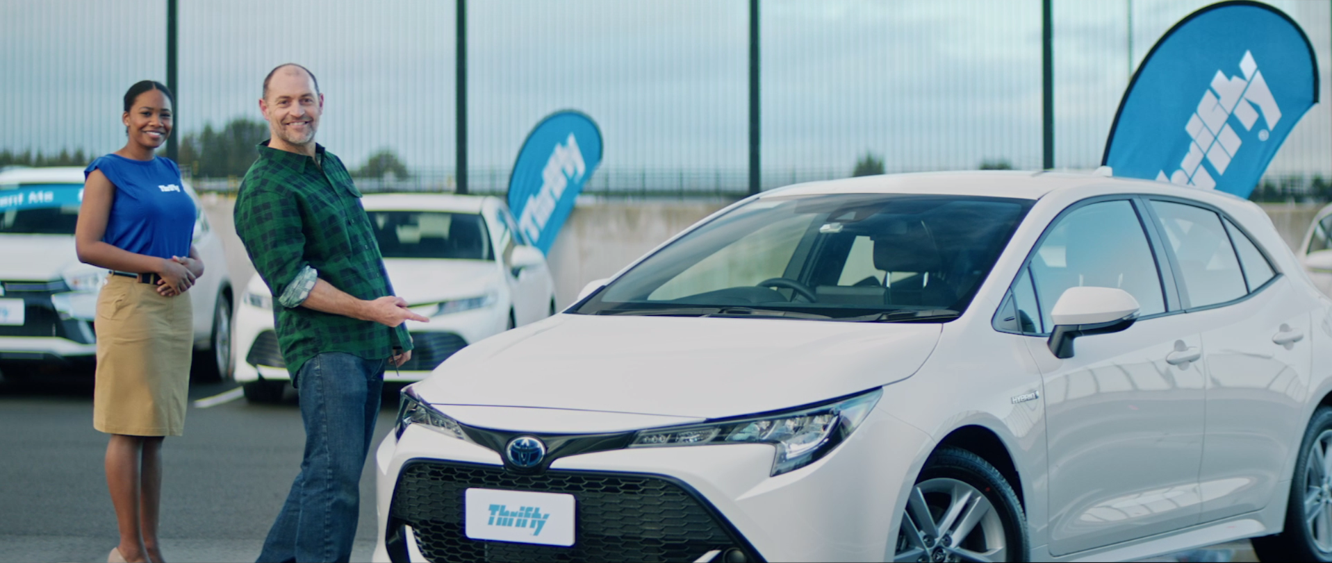 Thrifty Finds The Perfect Vehicle In Latest 'Decisions' Campaign Via Saatchi & Saatchi, Sydney