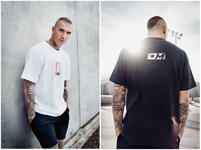 Bonds launches capsule collection and new campaign with Dustin Martin via The Arc Factory