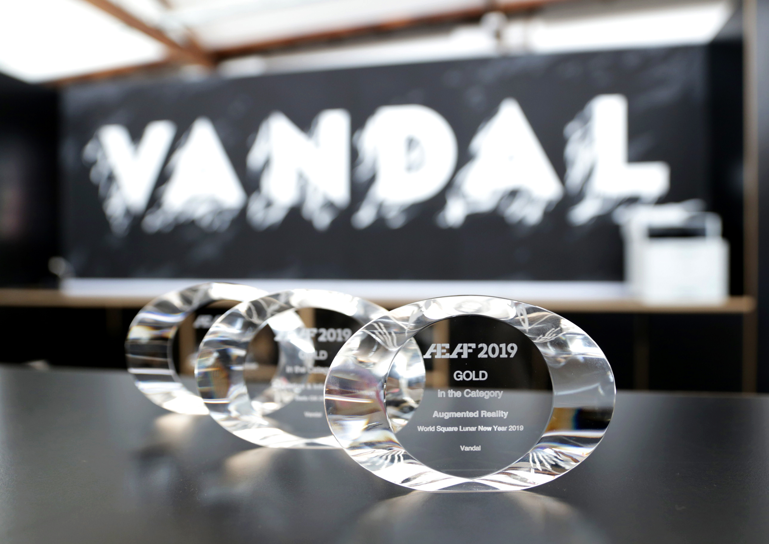 VANDAL shines as most awarded company at annual Animation and Effects Awards Festival
