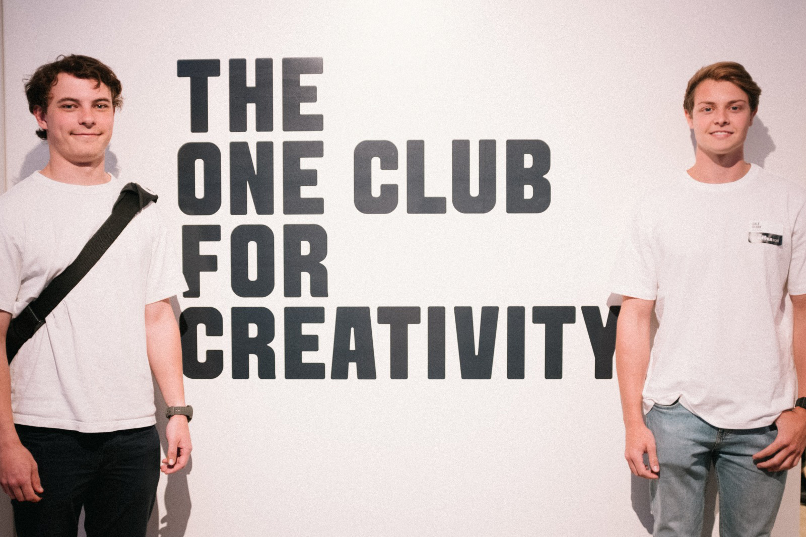 Will Fox and Cale Berry's MADC + One Club New York Trip Diary