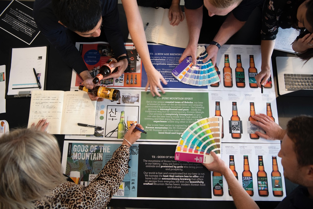 How The Edison Agency helped put MoonBear Brewing and Korea on the global brewing map