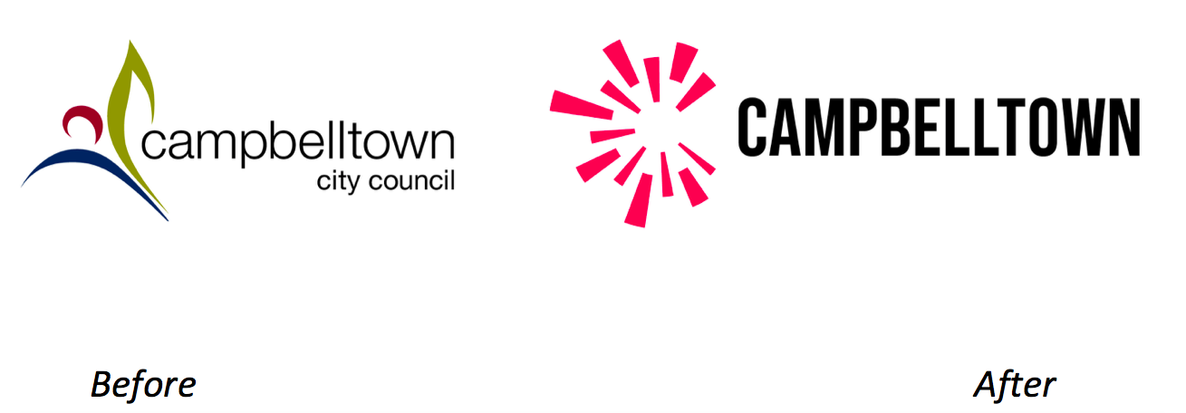 Branding design agency Principals creates new identity and brand strategy for Campbelltown