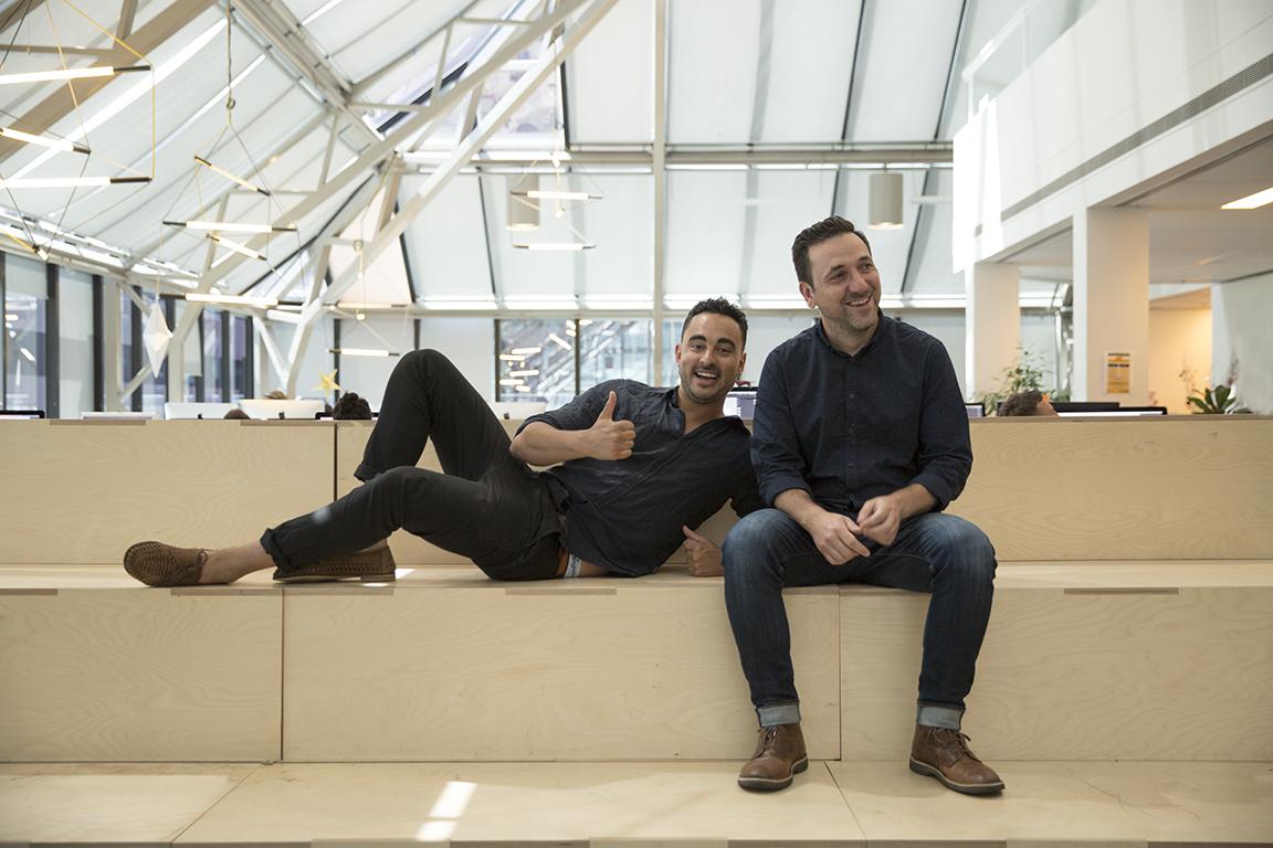 Clemenger BBDO Melbourne's Ray Ali and Carlo Mazzarella win Round 2 of 2020 Siren Awards