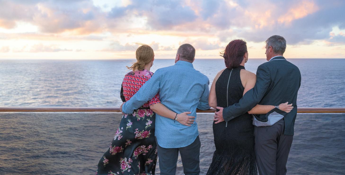 Reunite With Fun In Carnival Cruise Line Australia's New Campaign via Redengine SCC