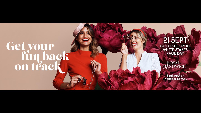 Australian Turf Club encourages Aussies to get their fun back on track in new work via Emotive