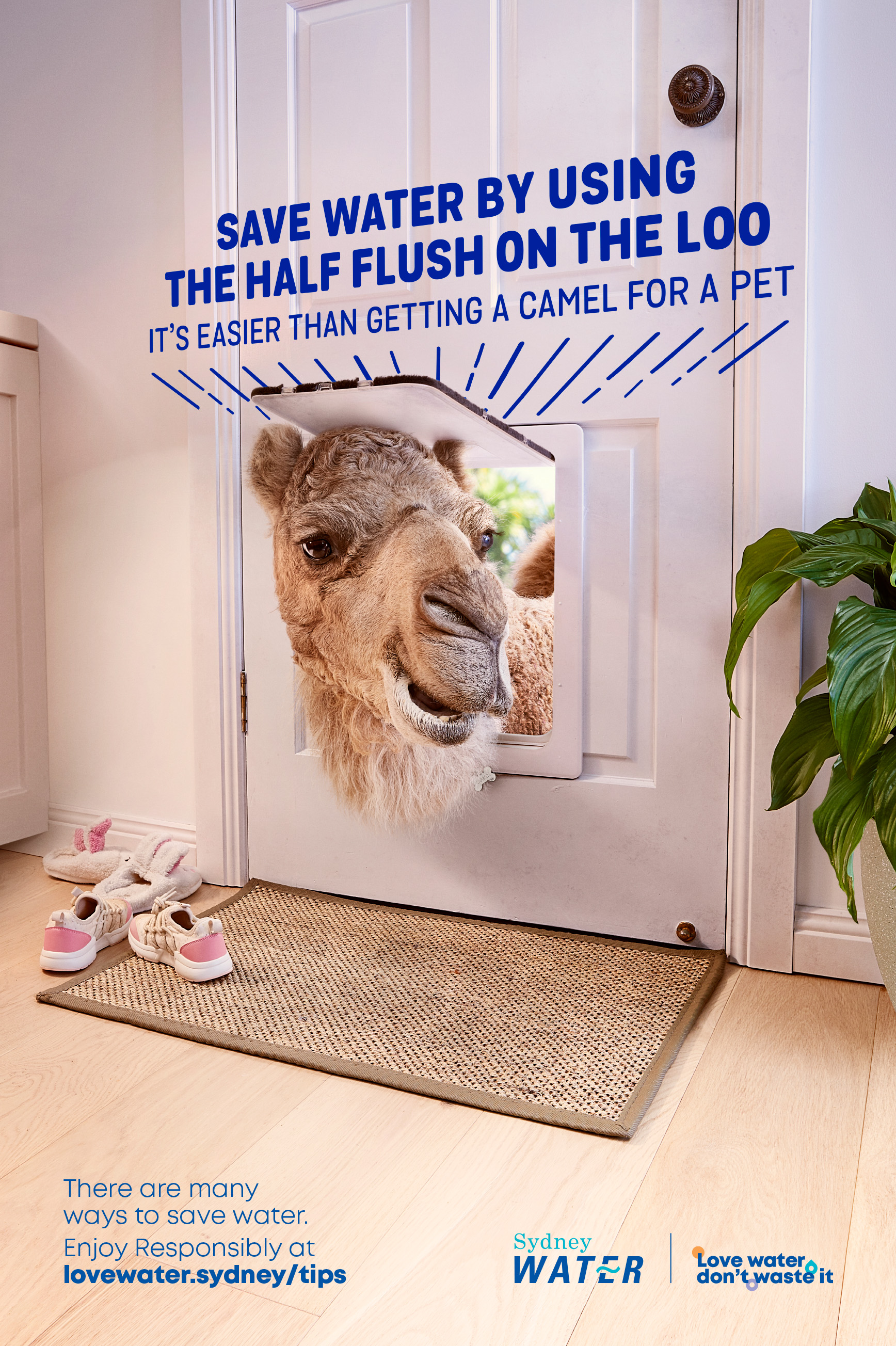 Sydney Water launches new 'Many ways to save' integrated marketing campaign via Host/Havas