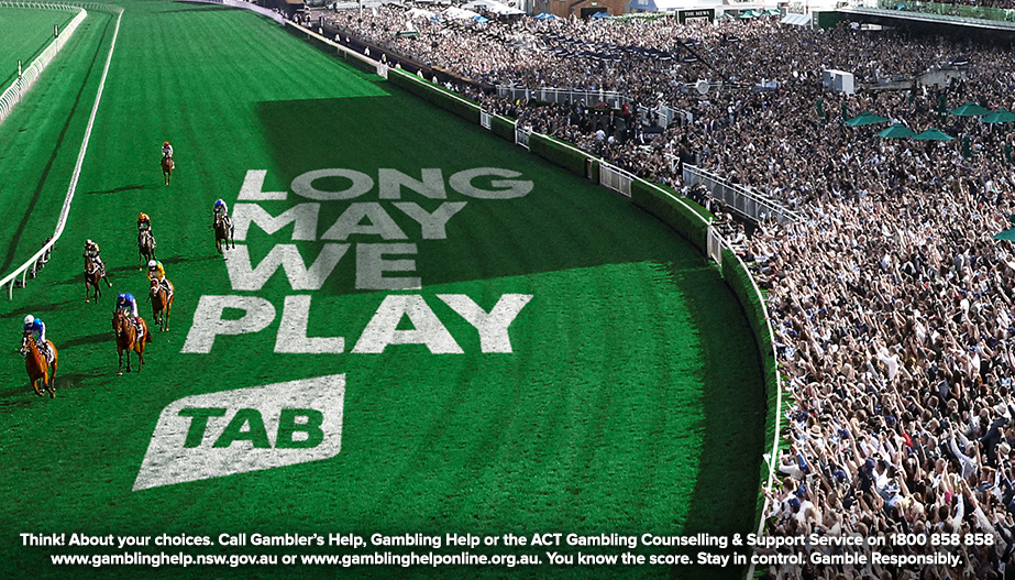 TAB LAUNCHES NEW 'LONG MAY WE PLAY' BRAND PLATFORM VIA M&C SAATCHI, SYDNEY