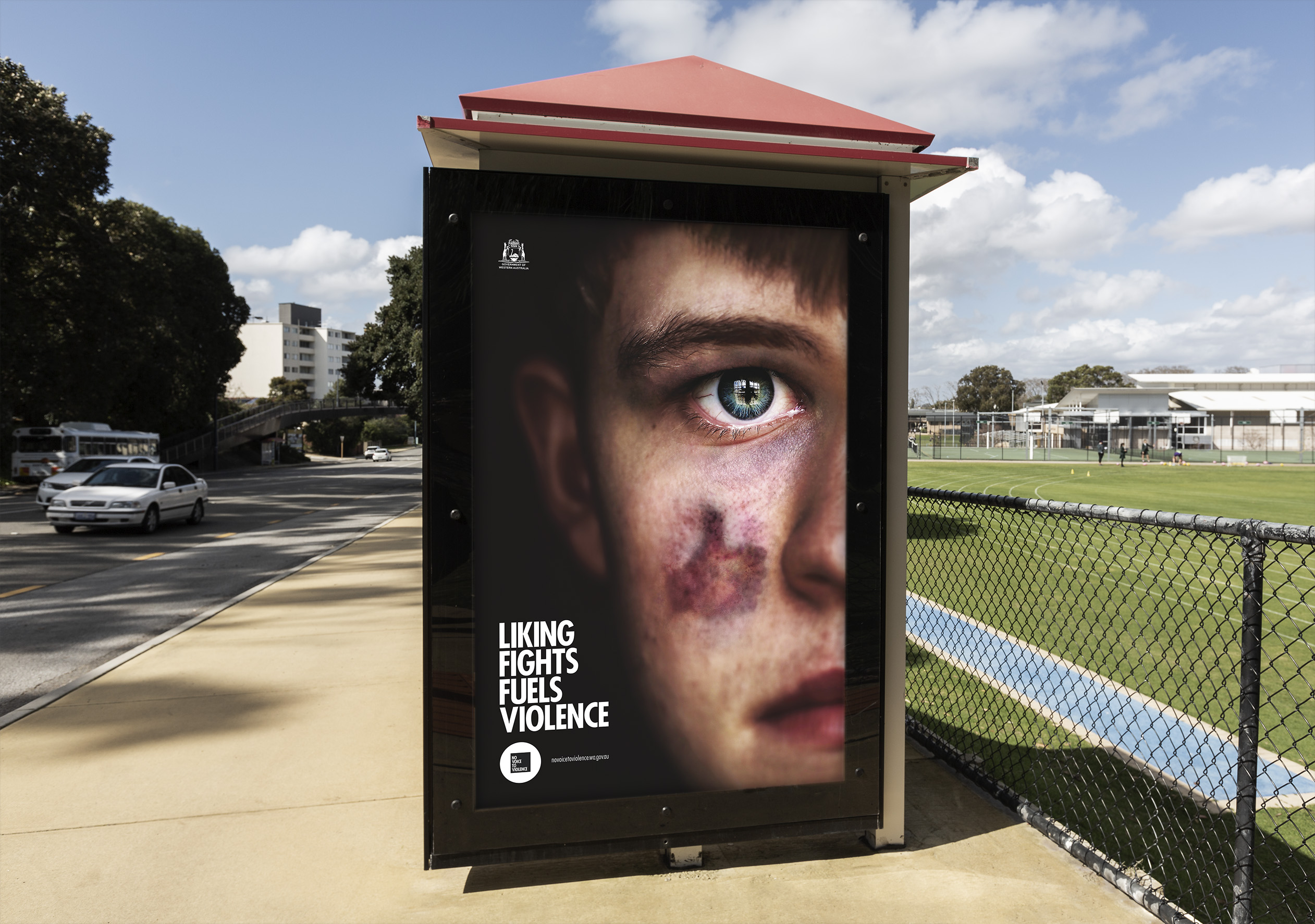 WA Department of Education tackles school violence in new campaign via Gatecrasher
