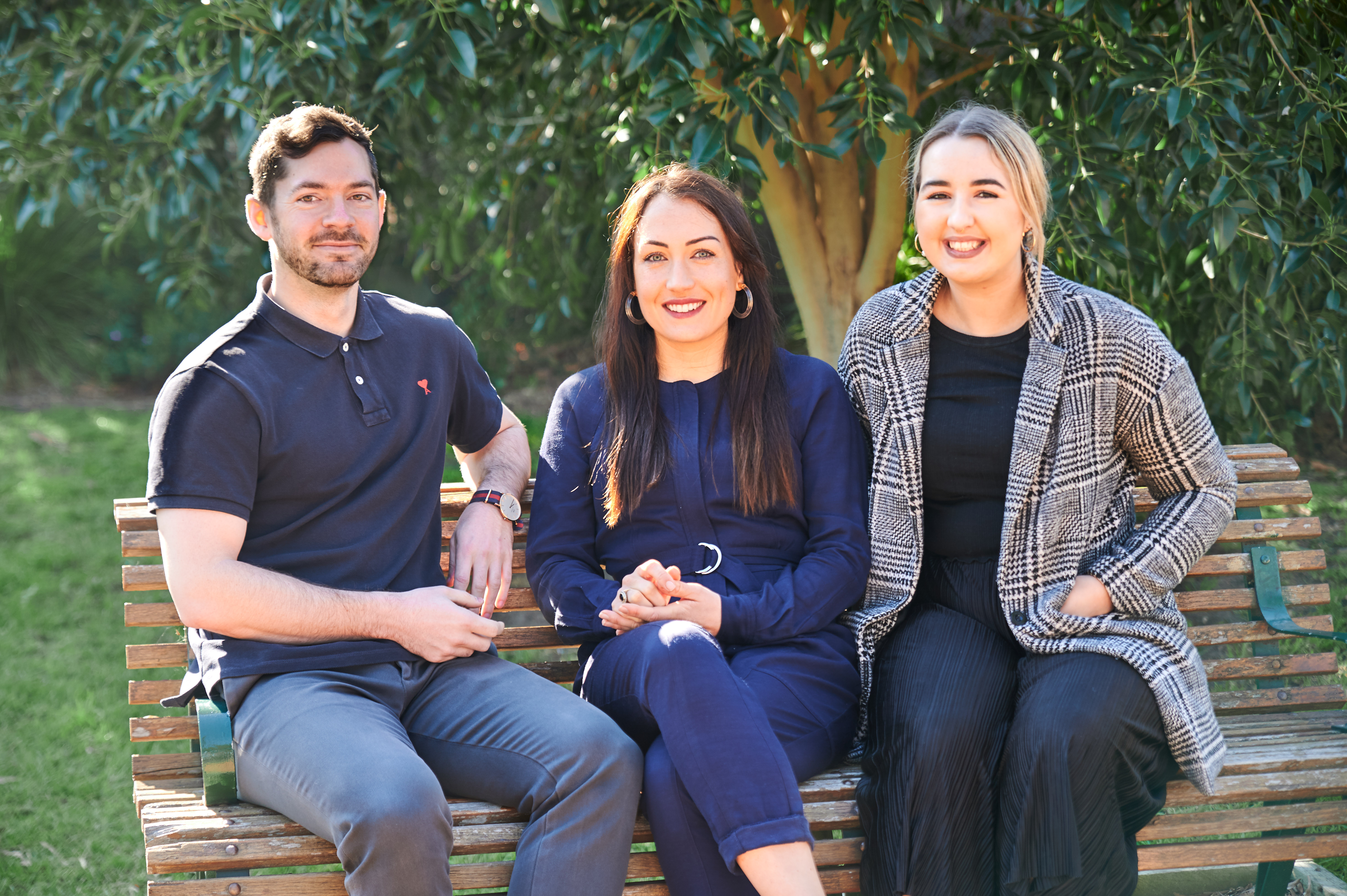 Haystac Melbourne appoints Jasmin Watts, Samuel Stevenson and Kitch Catterall
