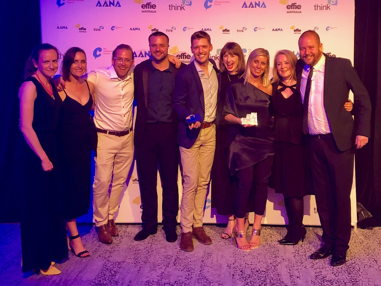 BMF takes out Effective Agency of the Year title at 2019 Effie Awards; Clemenger BBDO Melbourne wins the coveted Grand Effie for CUB campaign