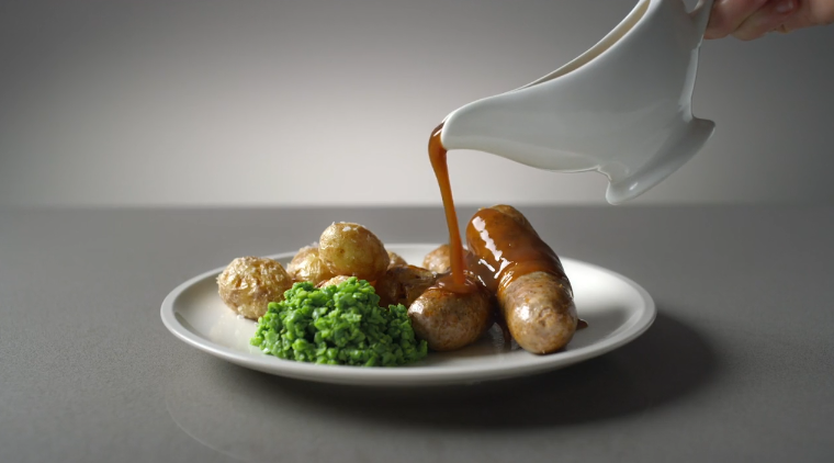 Gravox plays up to Australia's love of gravy in first campaign from Cummins&Partners