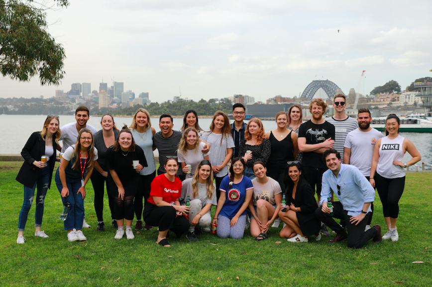 OMD Sydney raises record amount of $19k for children's charity The Pyjama Foundation