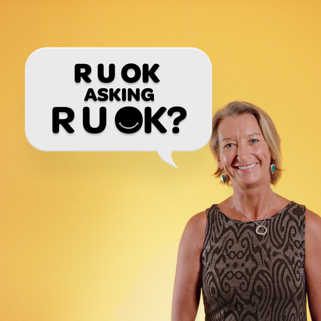 R U OK? and The Works launch innovative voice technology to help Aussies ask R U OK Mate?