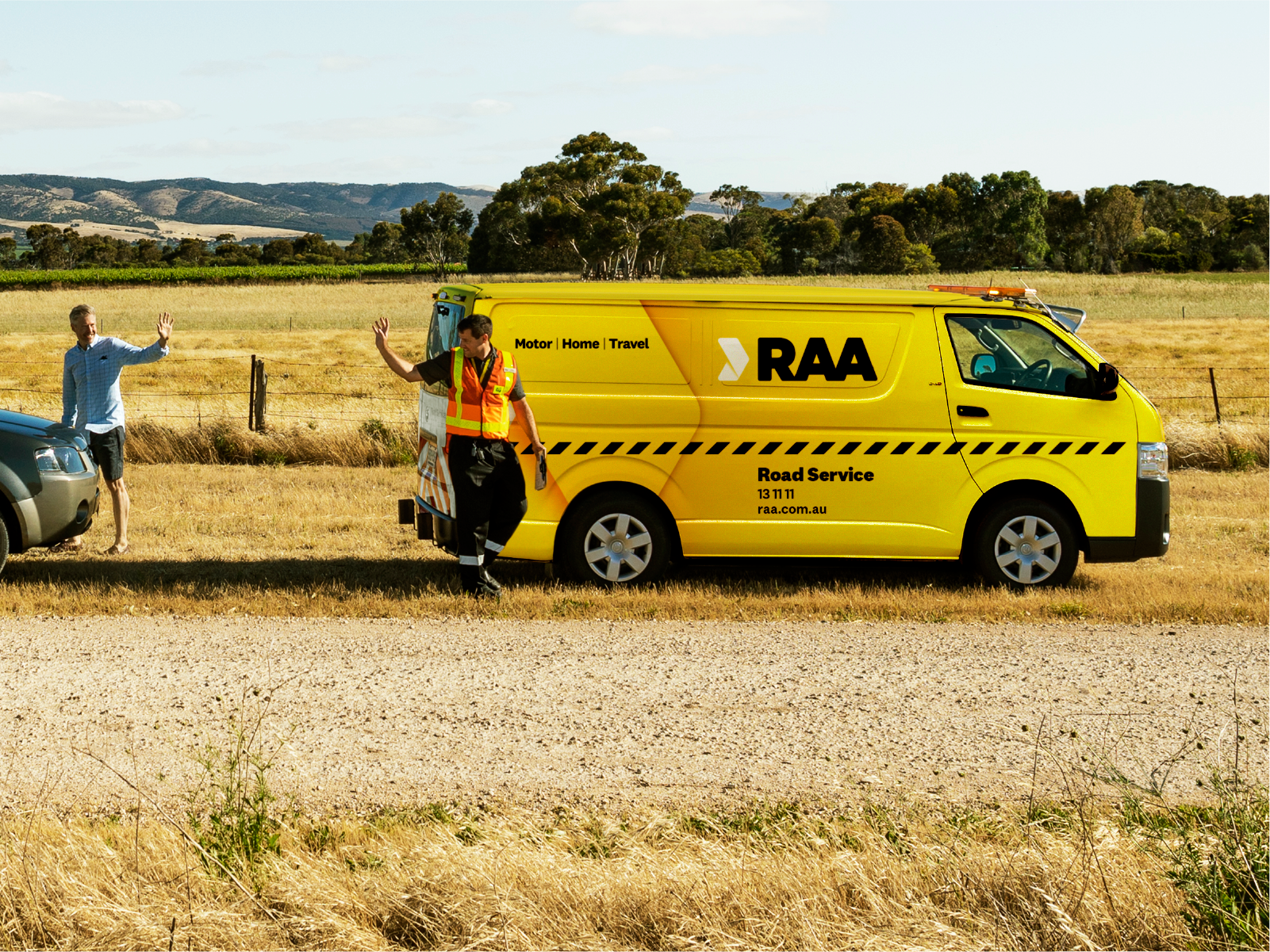 RAA unveils new logo and brand identity via Milo&Co backed by a creative platform via KWP!