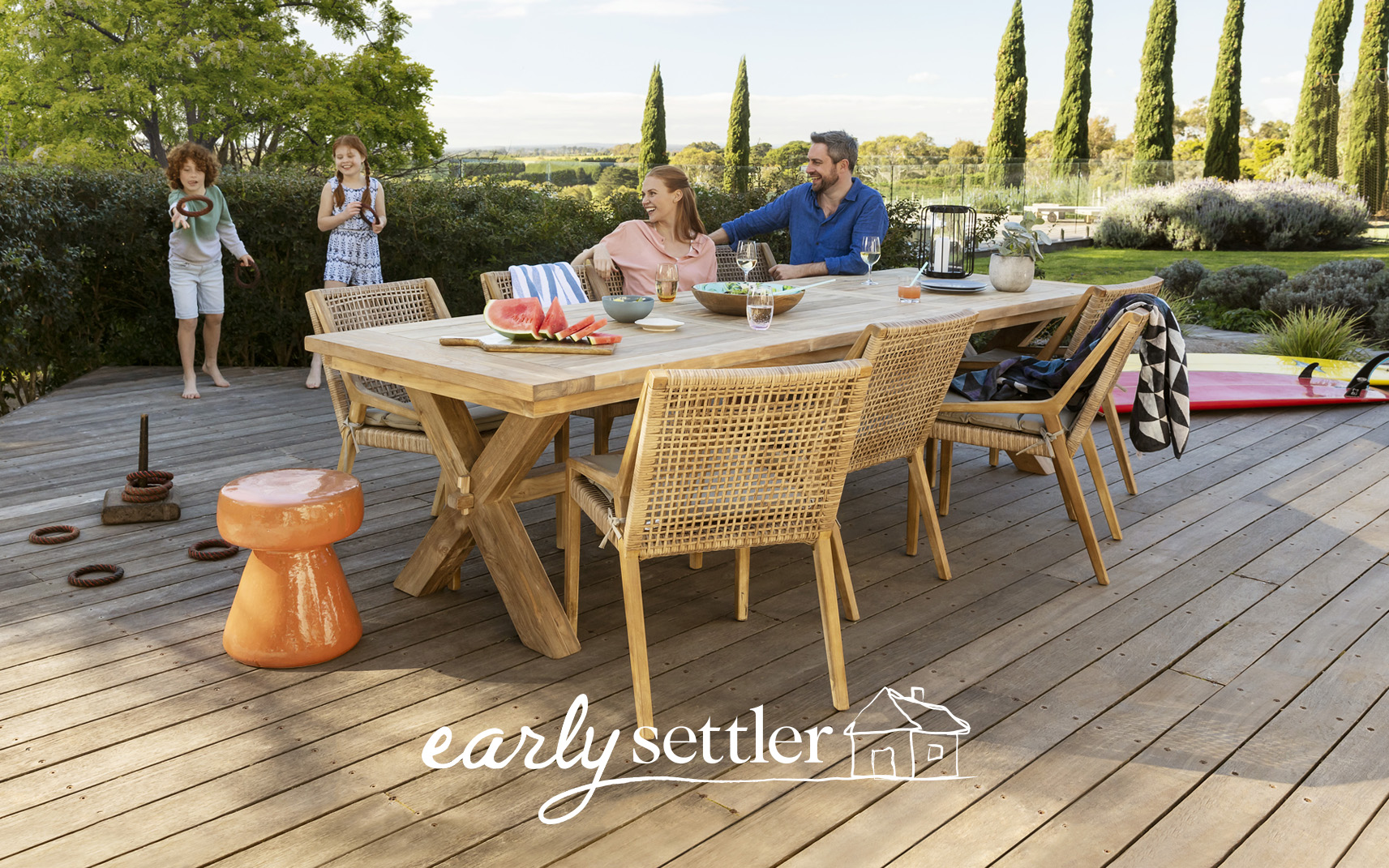Early Settler appoints Bellwether Agency and launches new Summer Outdoor campaign