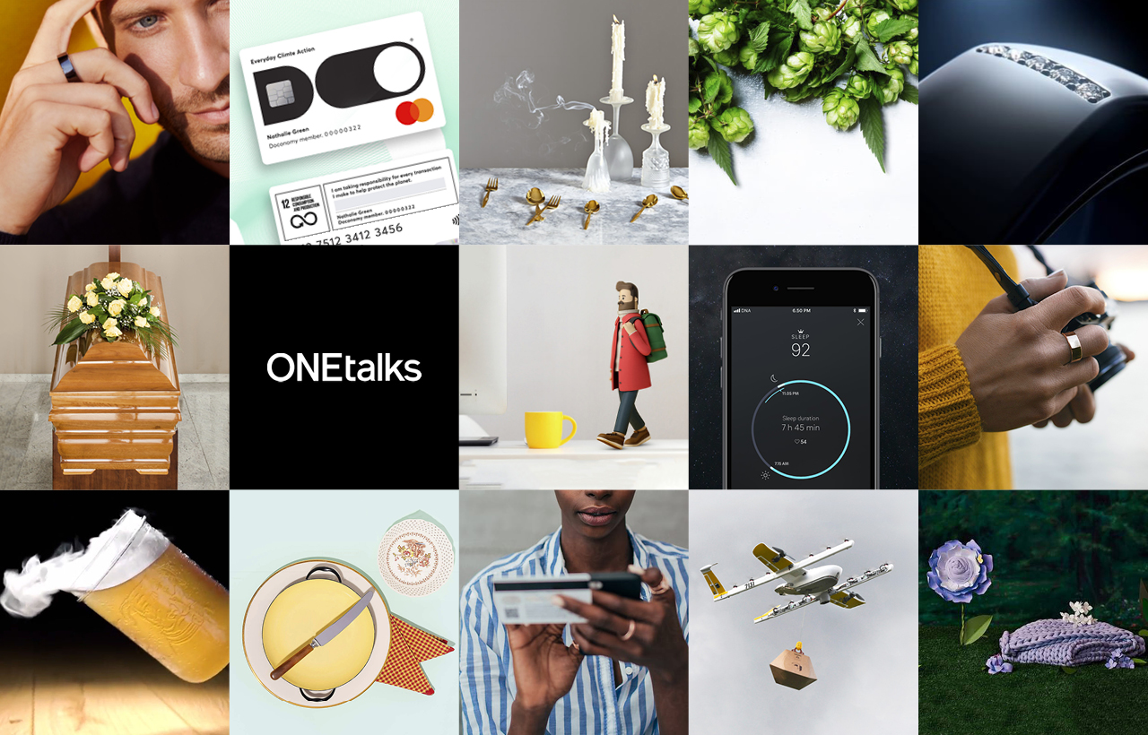 Don't miss The One Centre's next ONEtalks series in October on brands disrupting the world