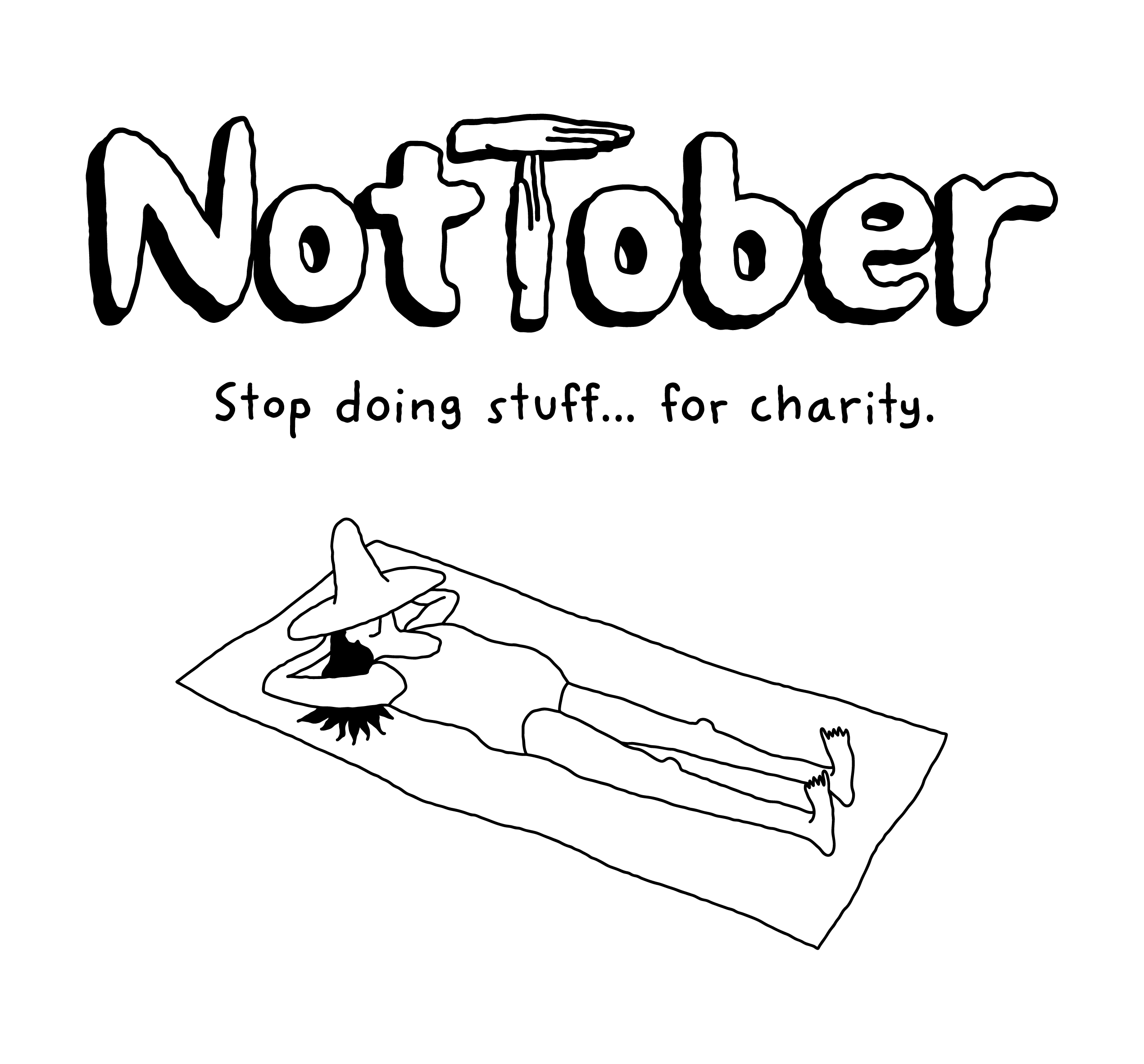 ahm health insurance launches #NotTober – a month where Aussies can stop doing stuff… for charity via Clemenger BBDO, Melbourne