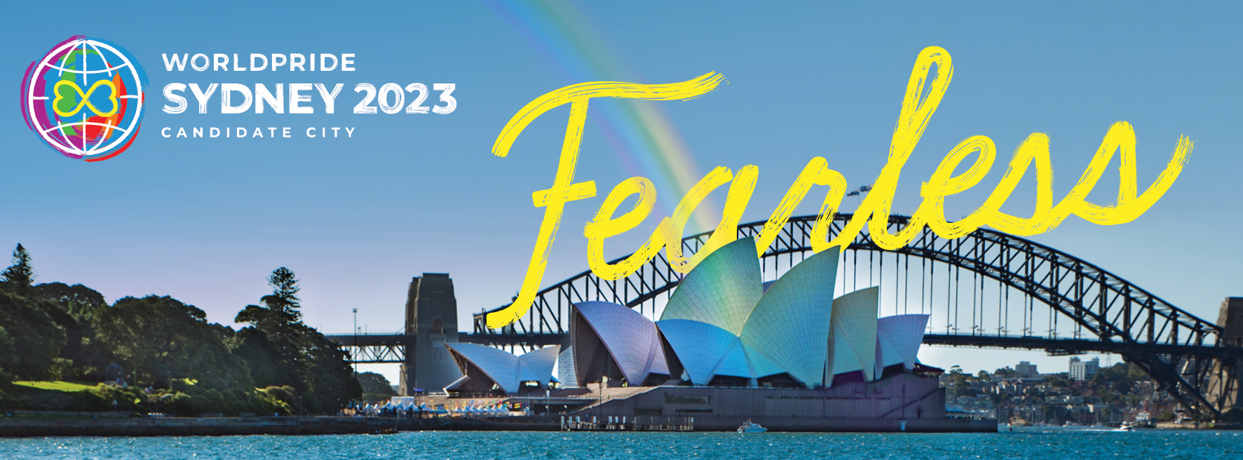 Sydney Gay and Lesbian Mardi Gras partners with Red Havas to support its bid for WorldPride 2023