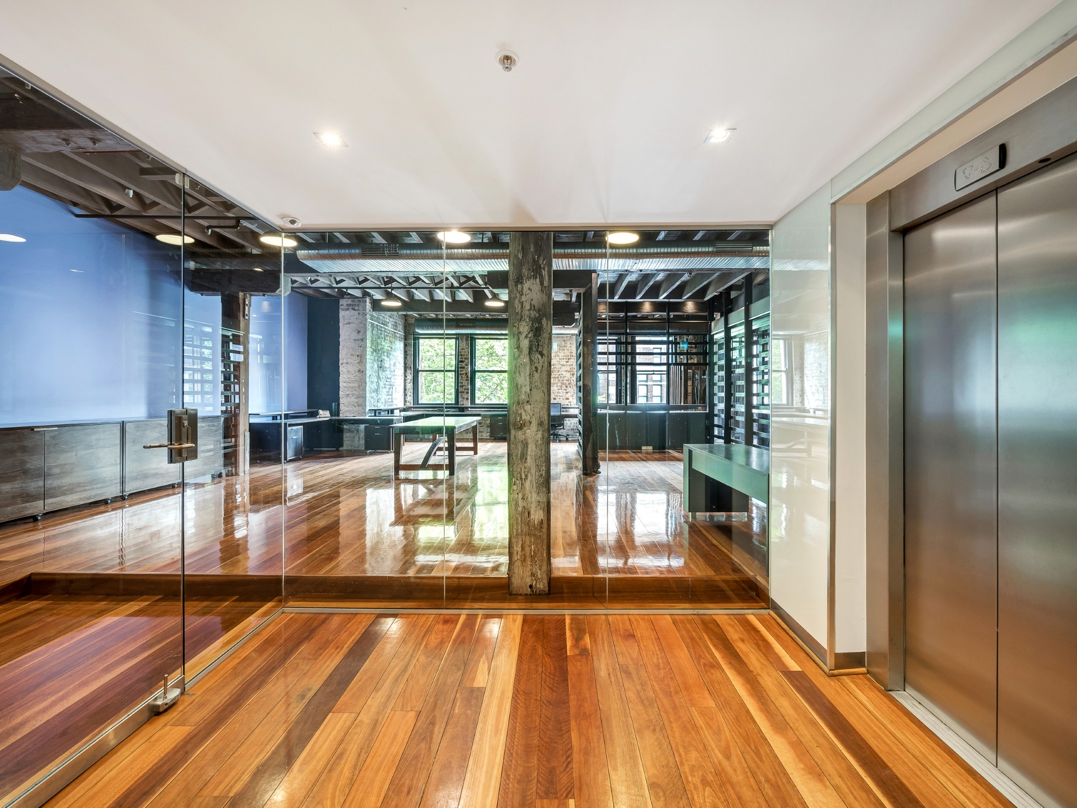 24 Hickson Road Creative Warehouse Style Office For Sale by Public Auction: Thursday, October 31