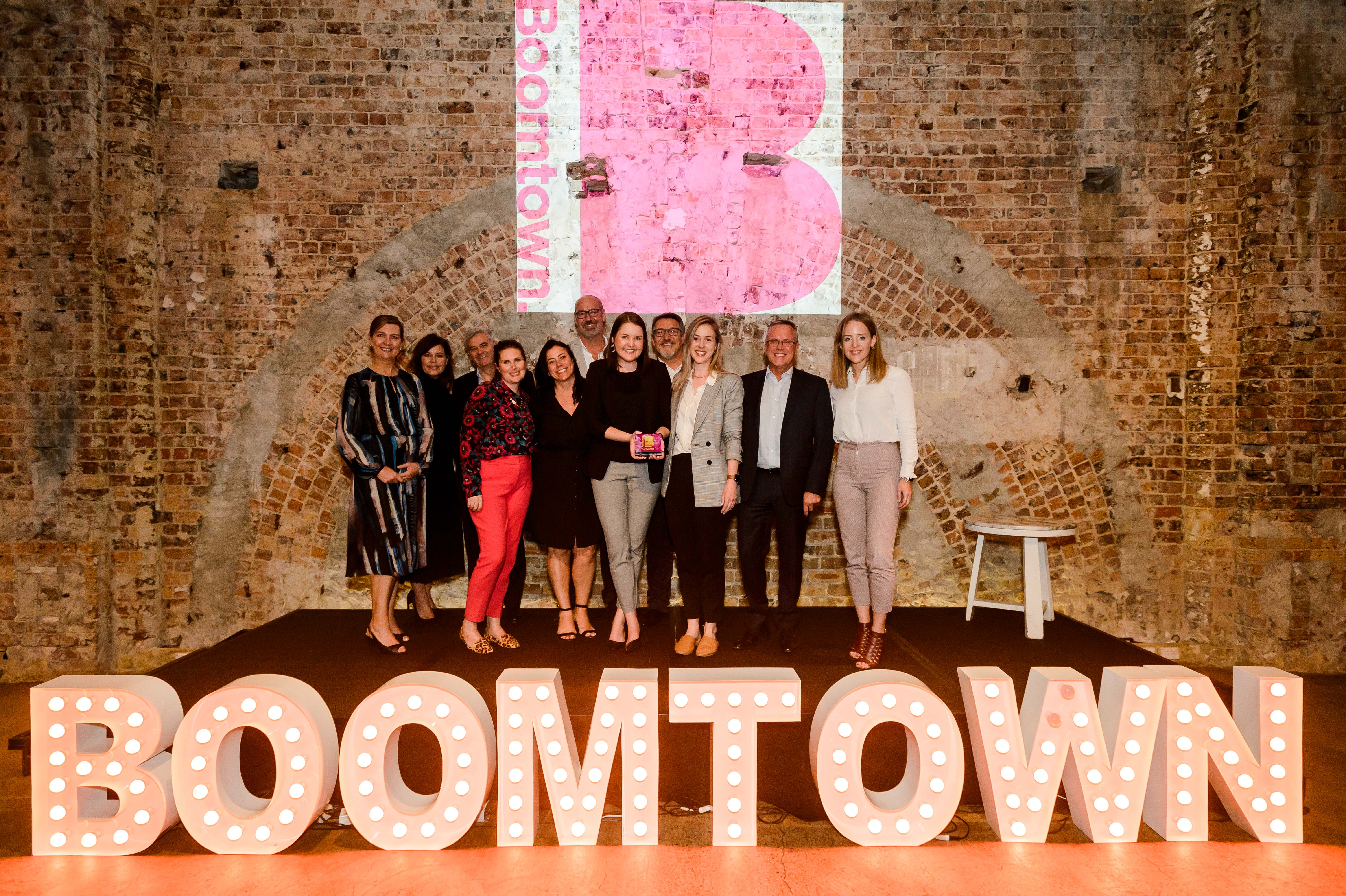 Wavemaker Adelaide Wins $1 million Boomtown Challenge for San Remo campaign