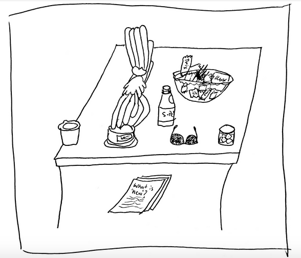 Lauren Eddy and Aicha Wijland's Creative LIAisons Diary #4