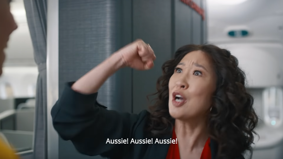 Air Canada enlists Sandra Oh to front its 'Travel Like a Canadian' global campaign via FCB Toronto