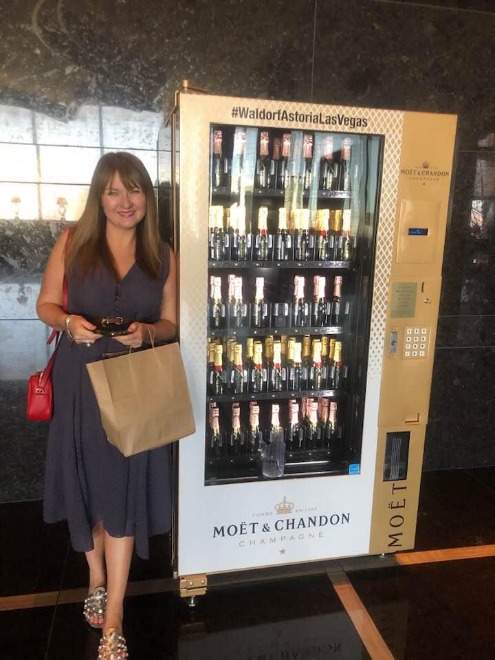 Sarah McGregor's LIA Diary from Las Vegas #1