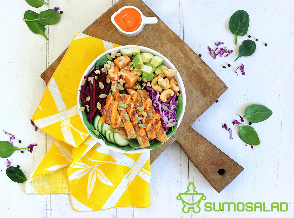Health food brands SumoSalad and THR1VE appoint McKenzie Partners as new ad agency