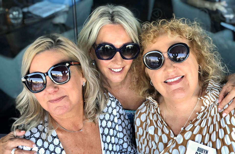 The cream of the Brisbane ad industry out in force at the CB Brisbane Legendary Lunch ~ generously sponsored by Alt.vfx and Taxi Film