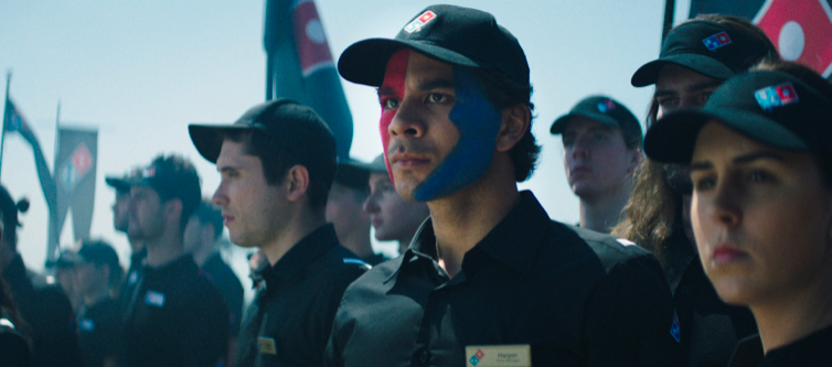 Domino's declares war on delivery charges in newly launched TV campaign via Elevencom