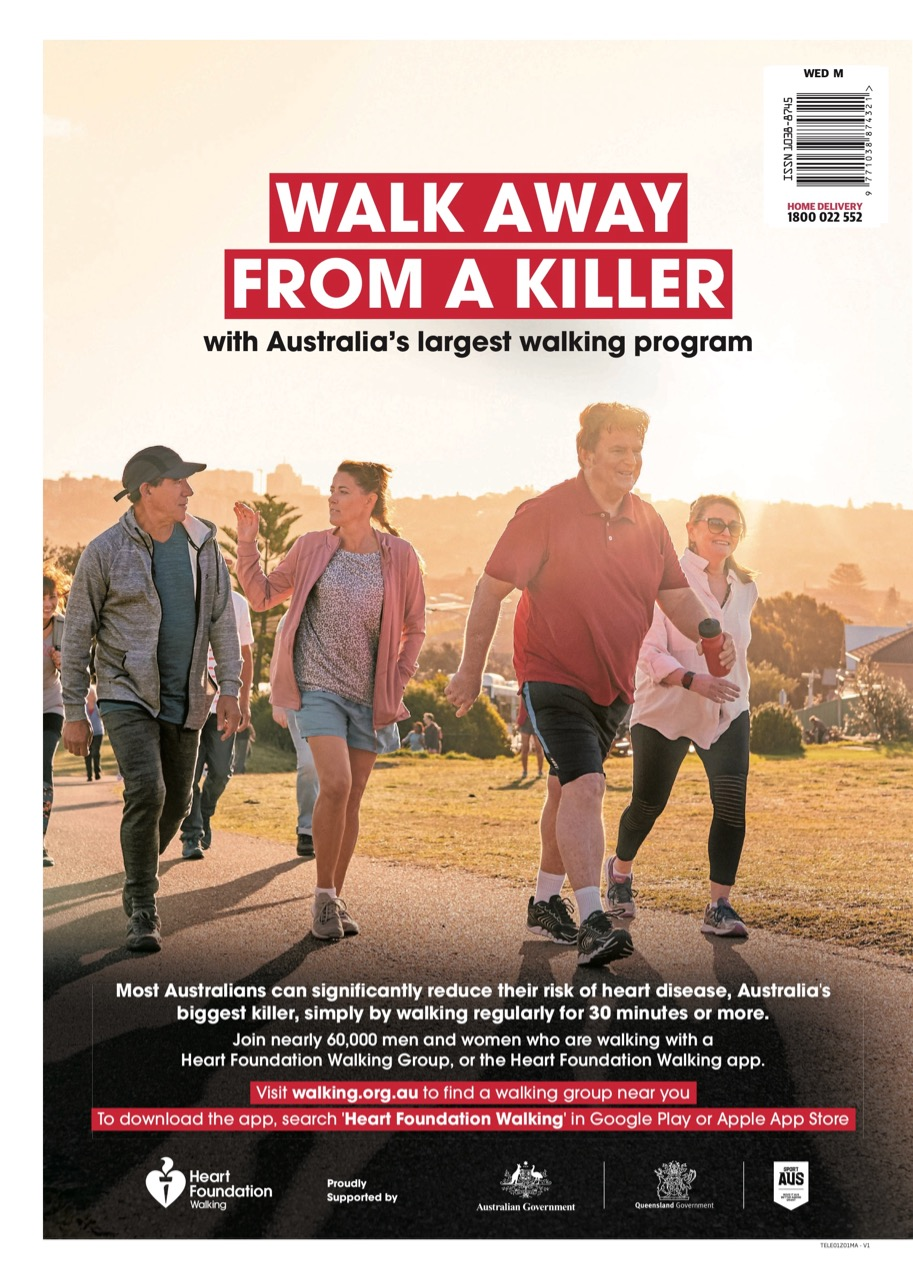 News Corp Australia launches latest chapter in Heart Foundation campaign via Host/Havas Sydney