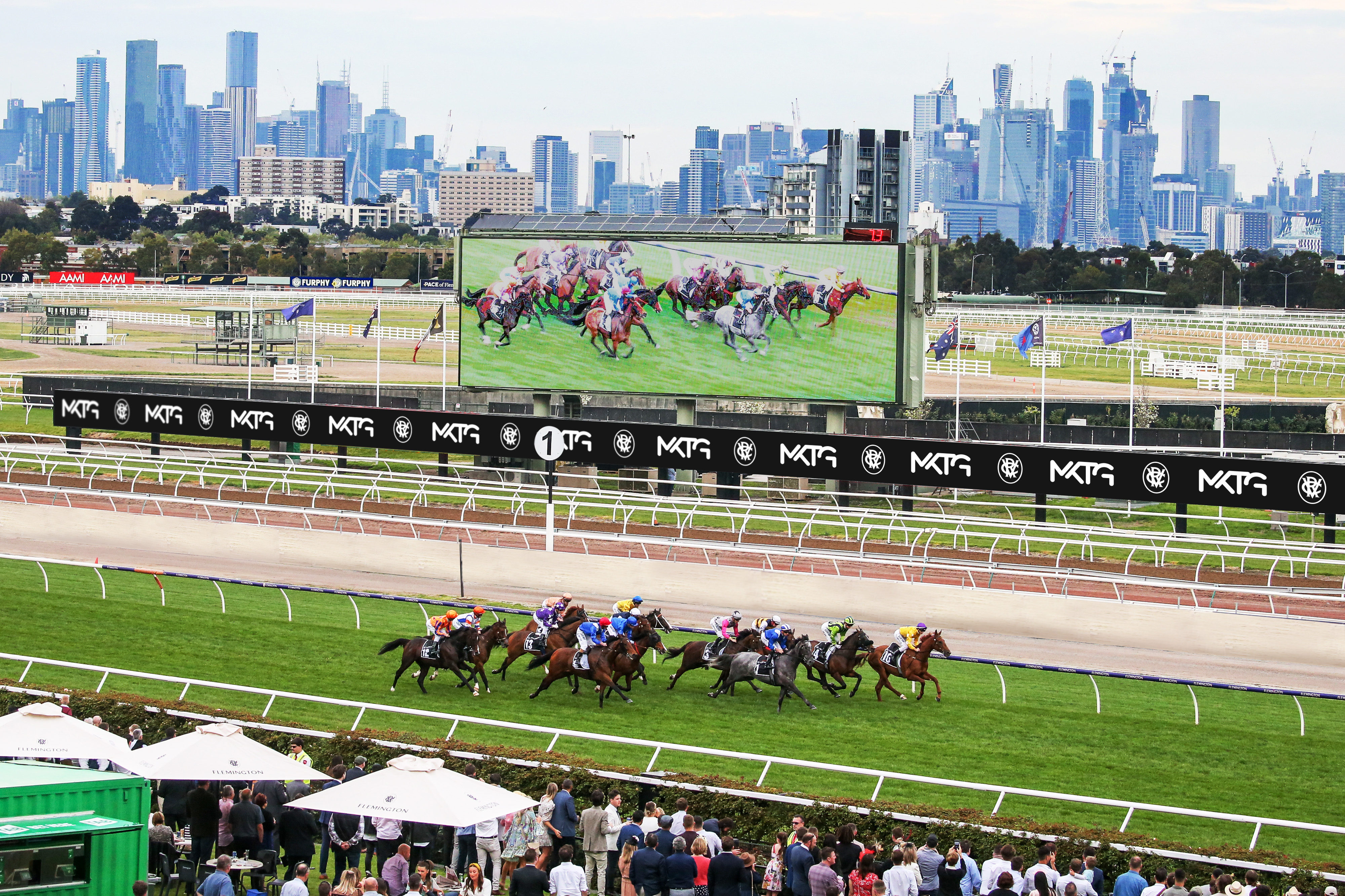 Victoria Racing Club and MKTG announce three-year exclusive commercial partnership