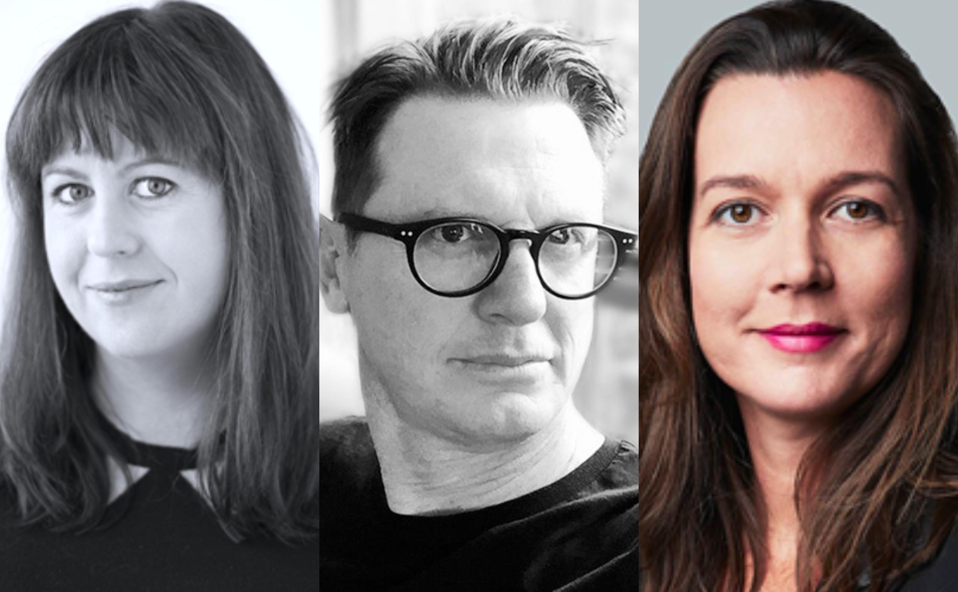 DDB Sydney's Dom Hickey, Showpony's Jamie Scott + Leo Burnett Sydney's Emily Taylor to represent Australia on New York Festival's AME Grand jury