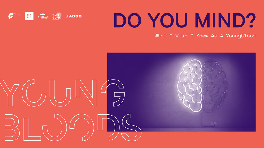 Youngbloods VIC, Movember + Never Not Creative to host 'Do You Mind? – What I Wish I Knew As a Youngblood' event next Wednesday, 6 November