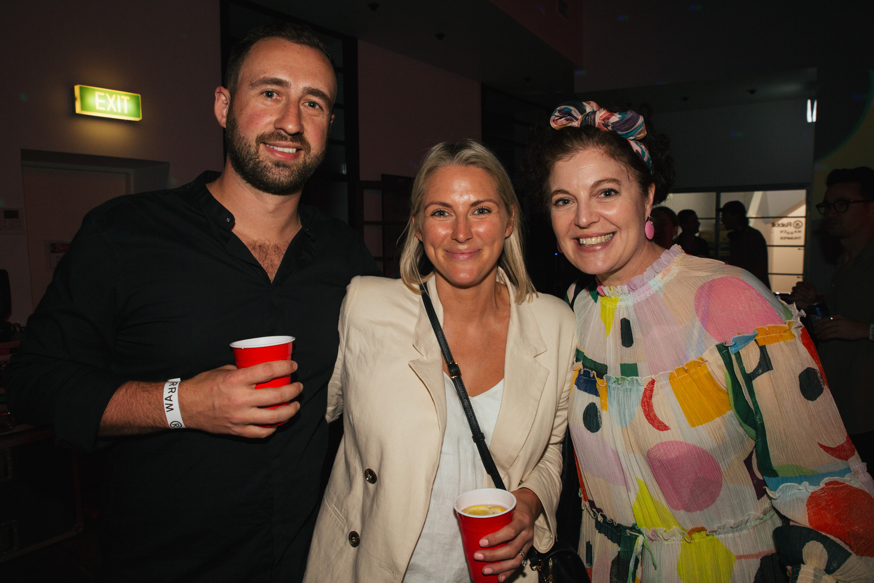 Over 400 of the industry's finest faces attend Rabbit, Warren and Thumper's annual party