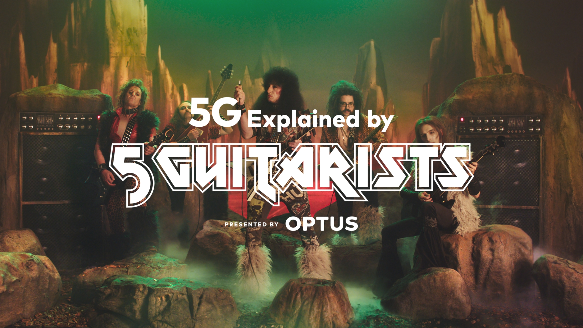 Optus unveils new 5G Network campaign via Bear Meets Eagle ~ shot by director Andreas Nilsson