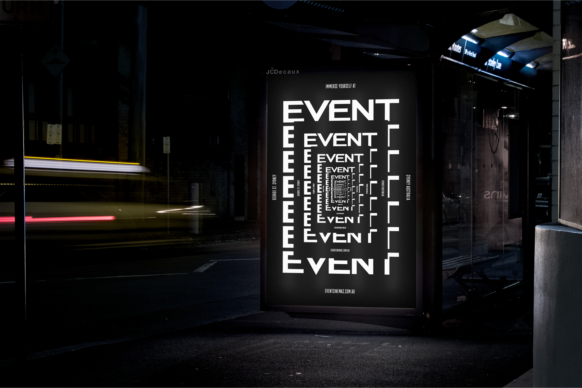 EVENT Cinemas launches new brand strategy and campaign as part of broader remit via Landor