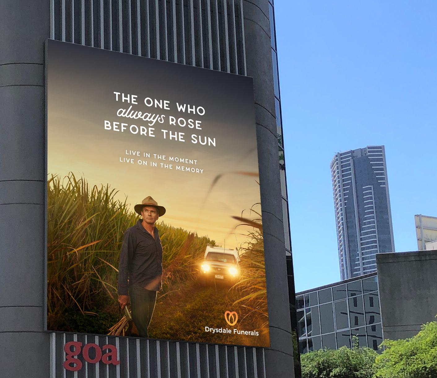Funeral home company InvoCare celebrates life in latest creative campaign via Driven, Brisbane