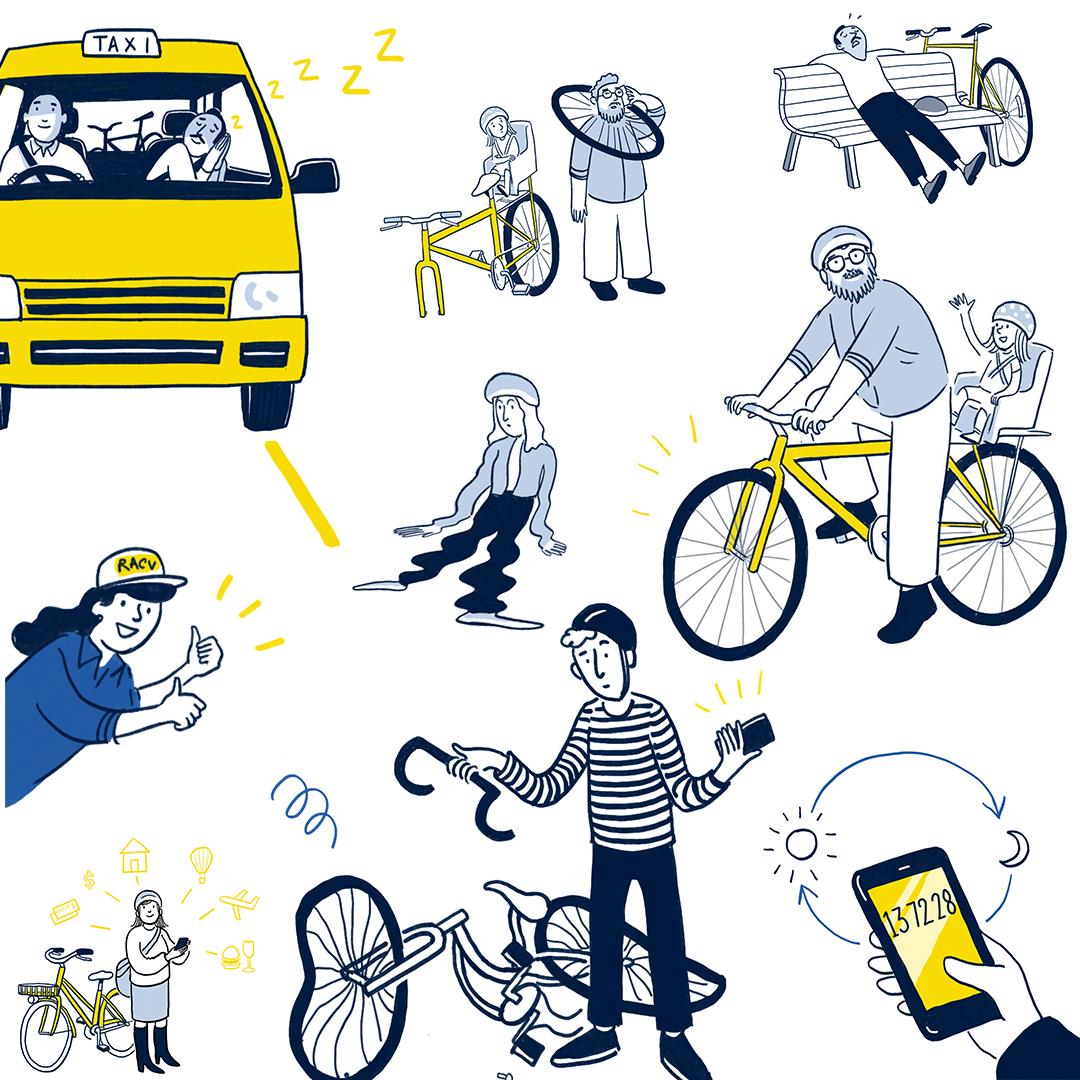 RACV launches new brand campaign to promote its RACV Bike Assist offering via haarper