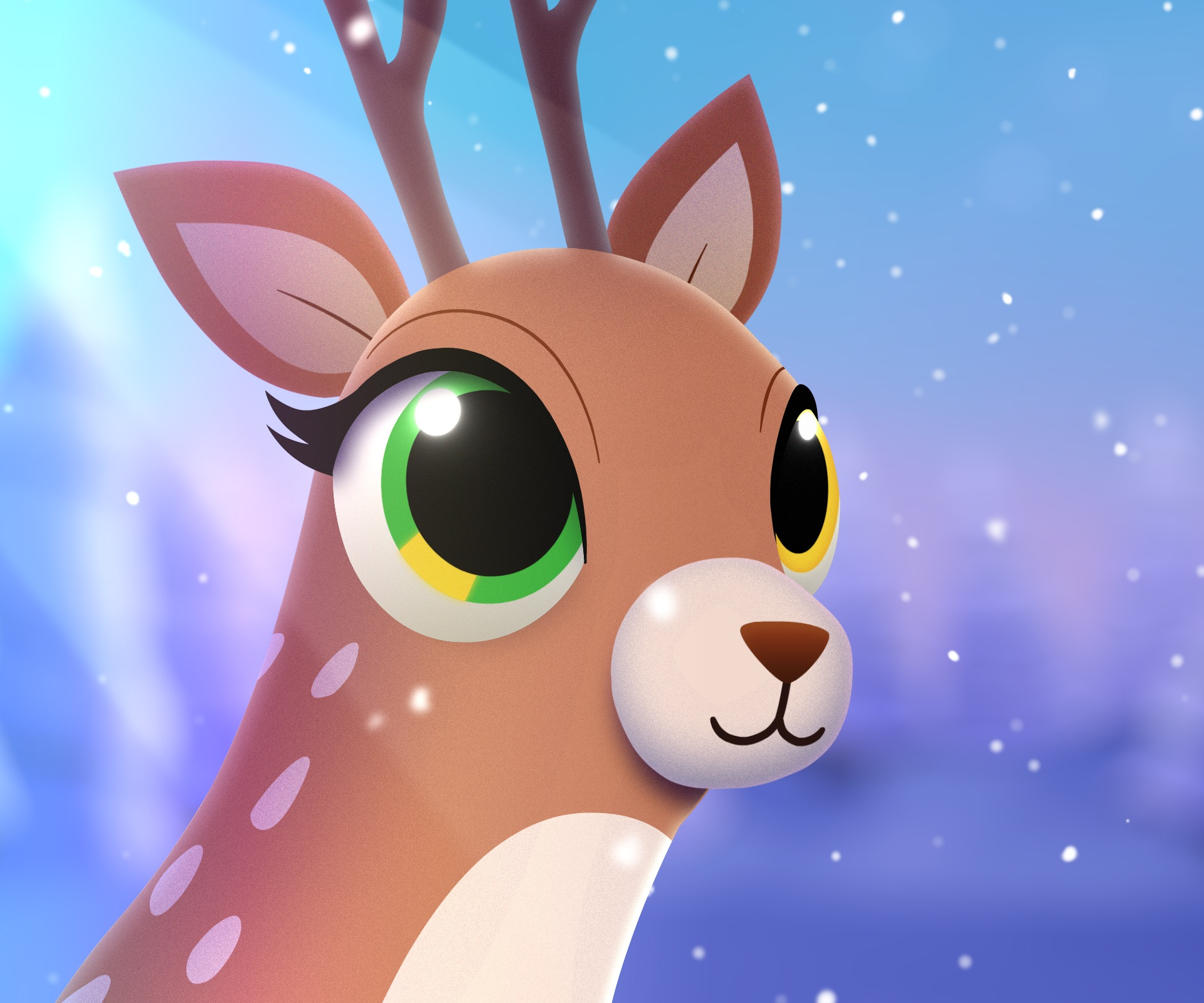 Stockland returns forgotten aussie reindeer to fame in new christmas campaign via Host/Havas