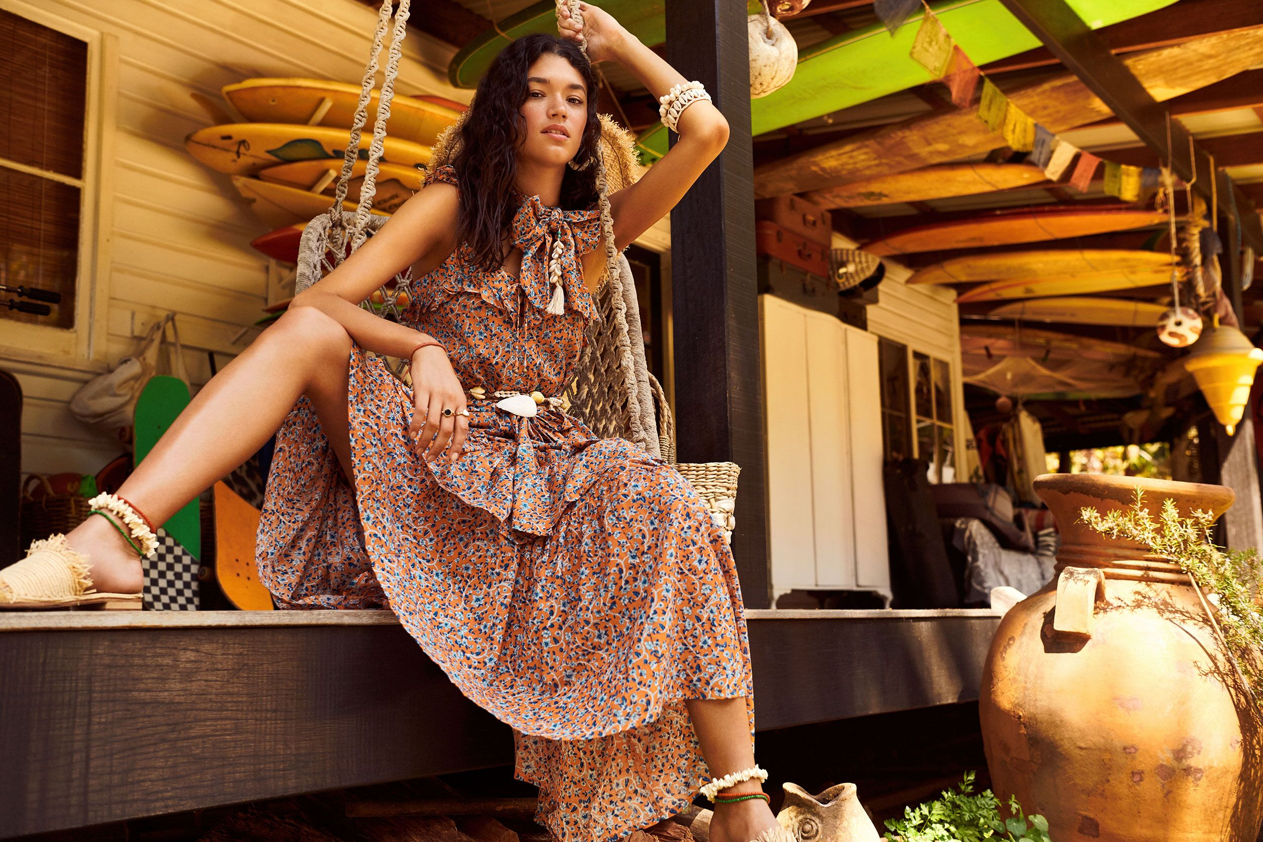 Fashion brand Tigerlily launches new brand identity and Resort '20 campaign via Three60