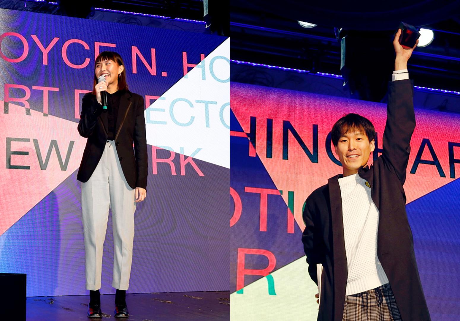 Aussie expat Joyce N. Ho receives Levine/Leavitt Artist In Residence Award at Young Guns 17