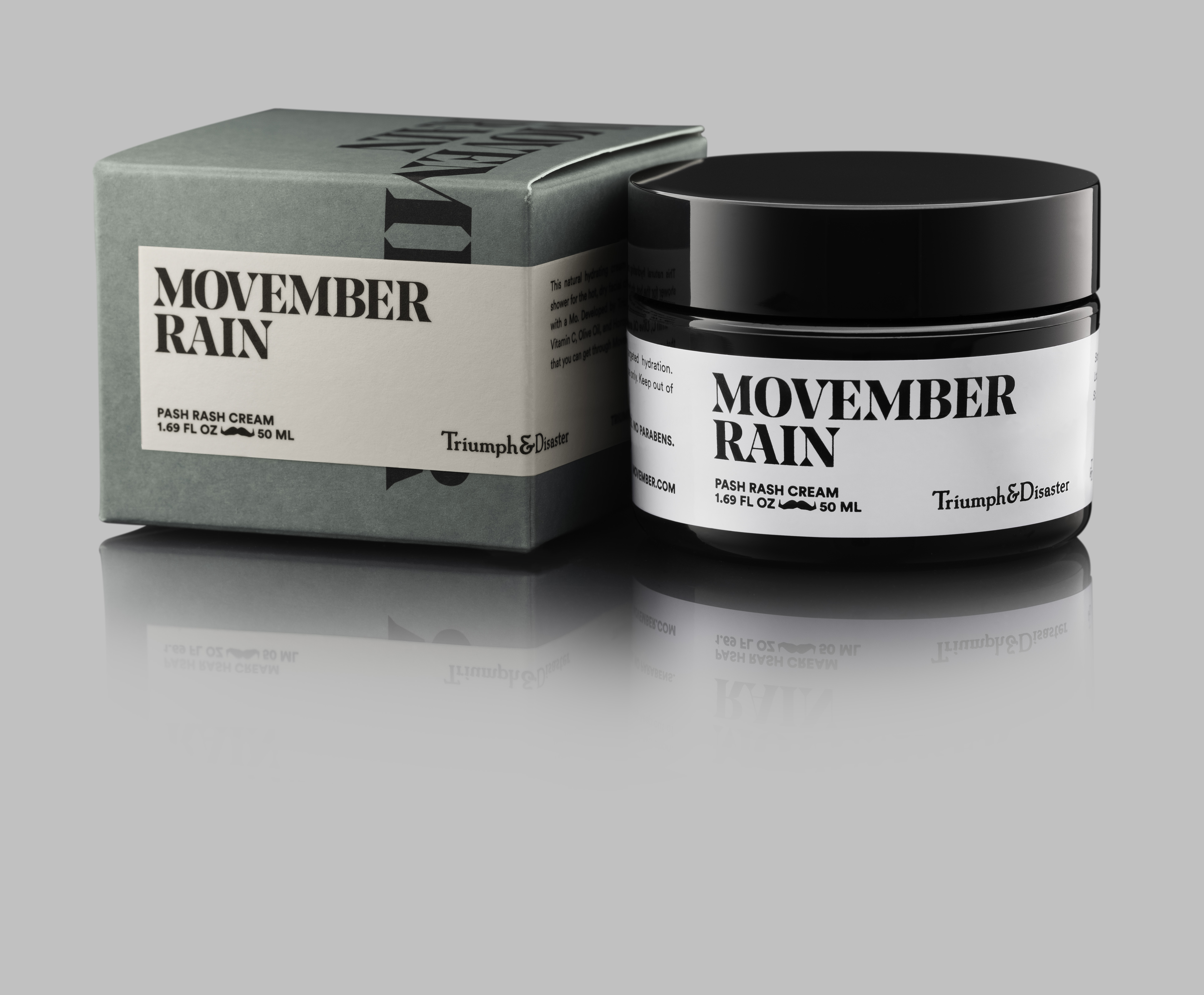 Movember probes the prickly problem of pash rash in latest campaign via Chin & Ching