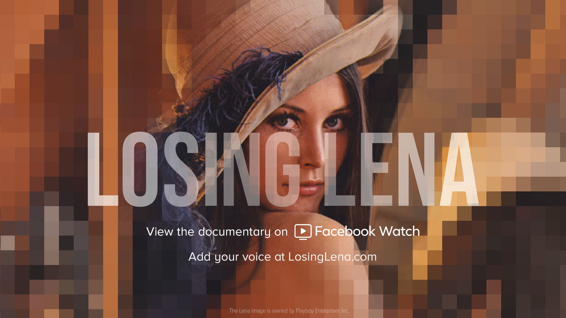 Creatable and Code Like a Girl's 'Losing Lena' doco via Clemenger + Finch debuts on Facebook Watch