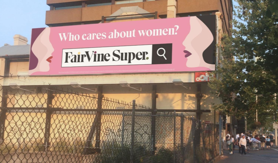 FairVine Super challenges an industry notorious for ignoring women's needs in first major marketing campaign via Love + Money