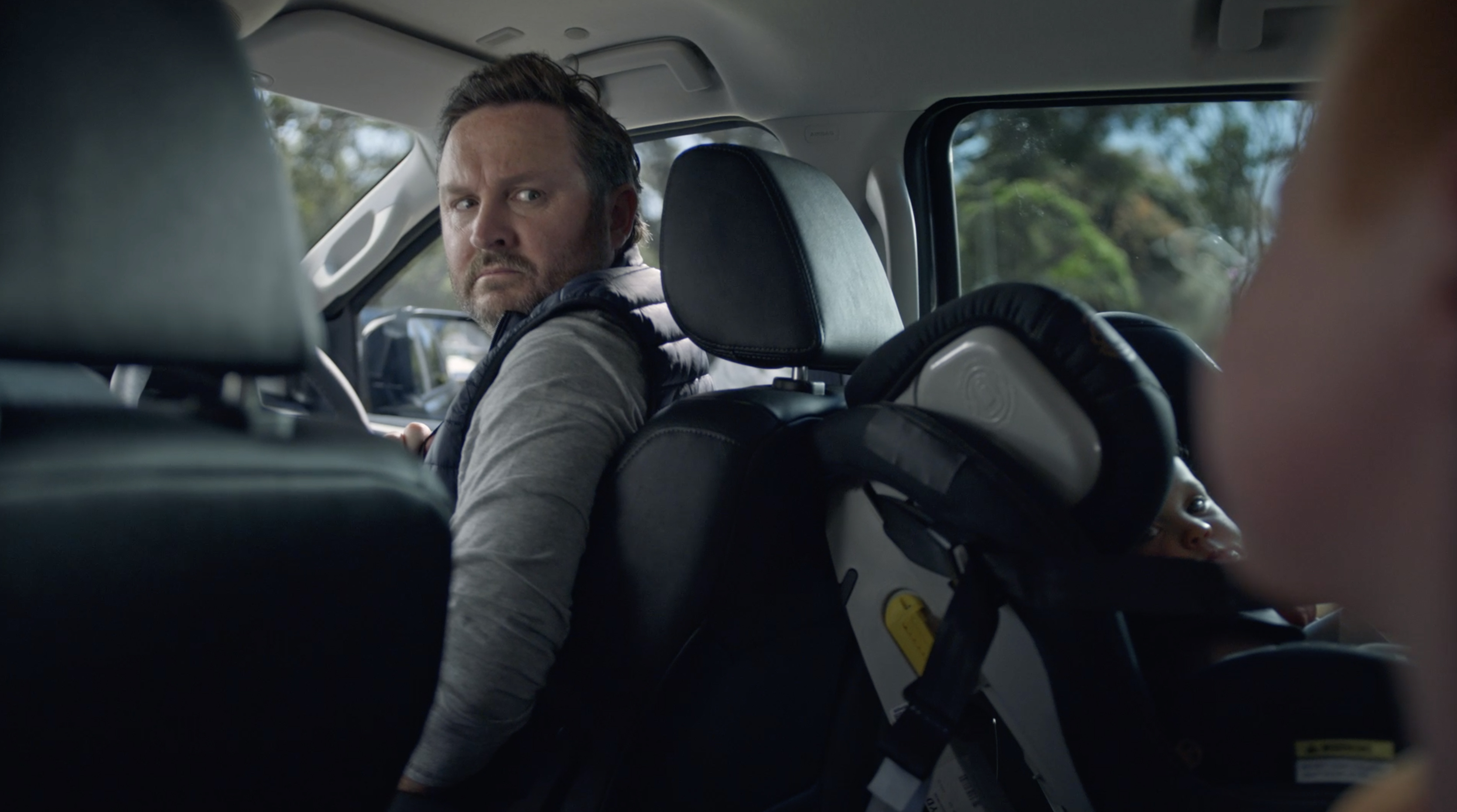 Ford enables Aussies to handle any situation in an Everest Sport in new spot via BBDO Australia