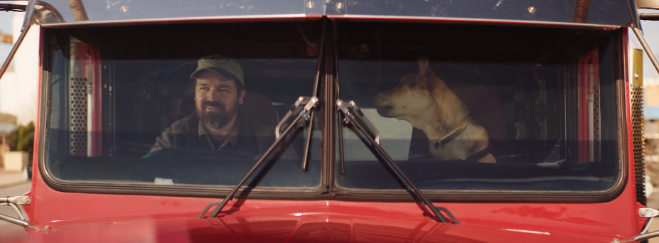 Macca's introduces Aussies to a truckie and his dog 'Louie' in new brand campaign via DDB Sydney